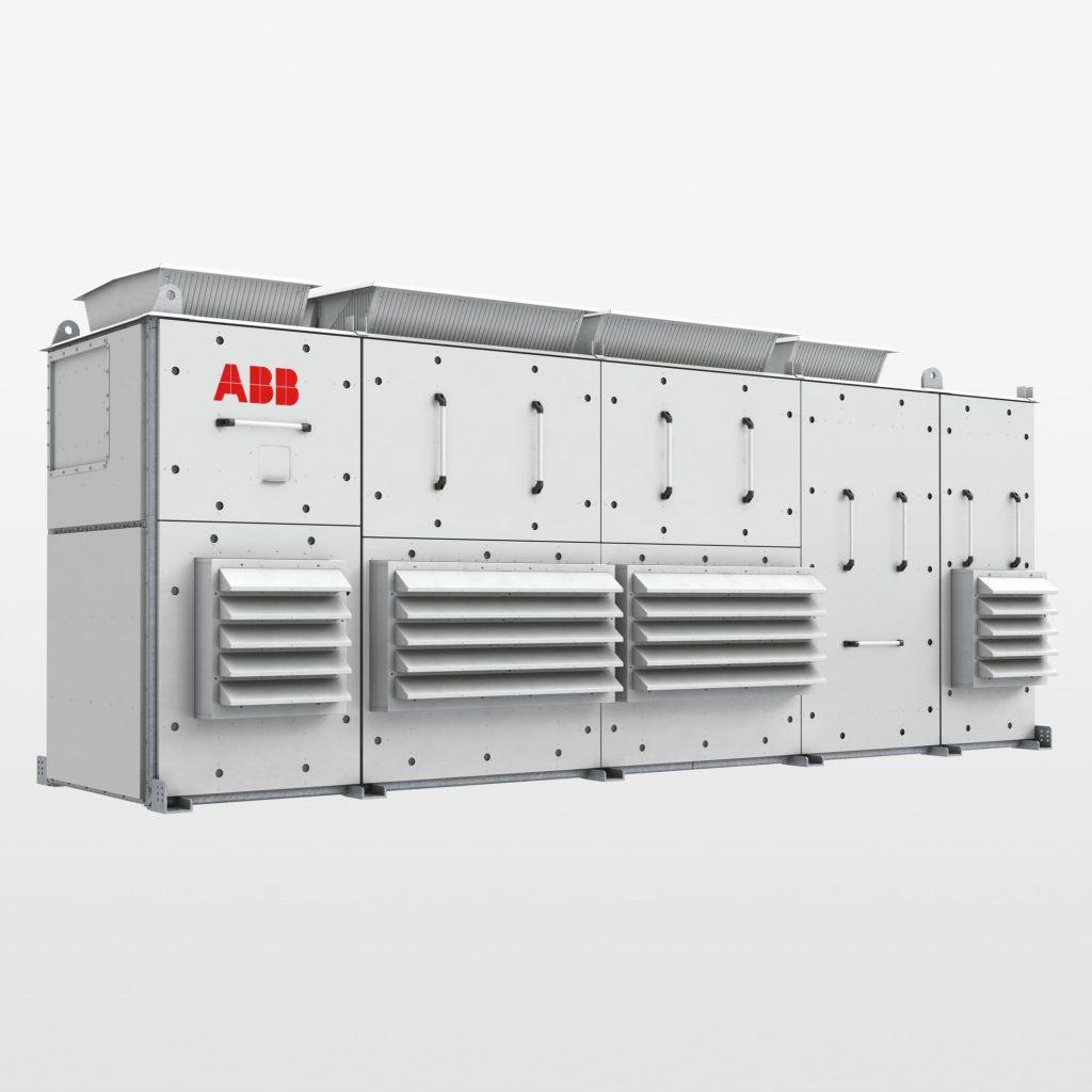 fimer abb pvs980 central inverter solar