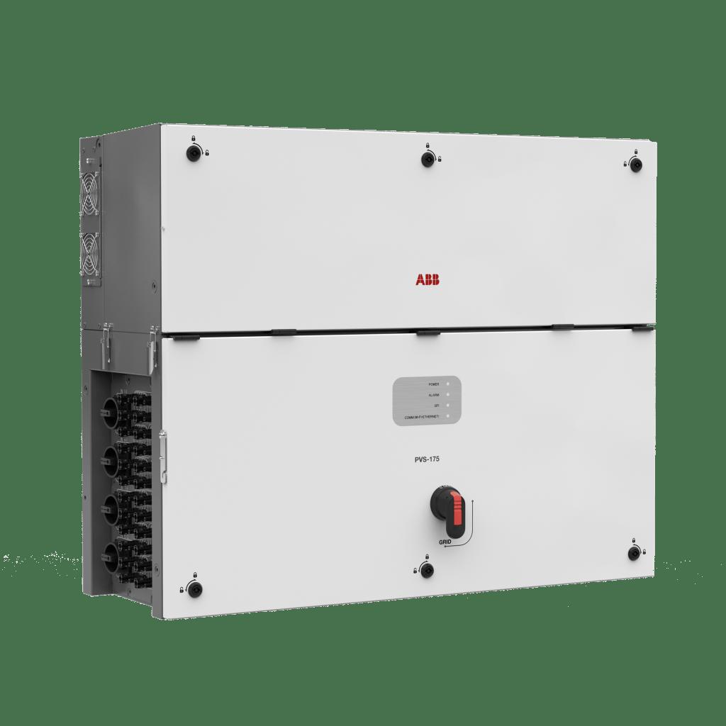 fimer abb pvs 175 800v 1500v napelem inverter
