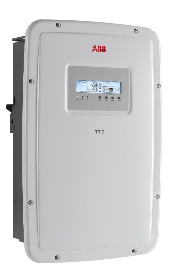 fimer abb trio 5.8 7.5 8.5 napelem solar inverter vásárlás