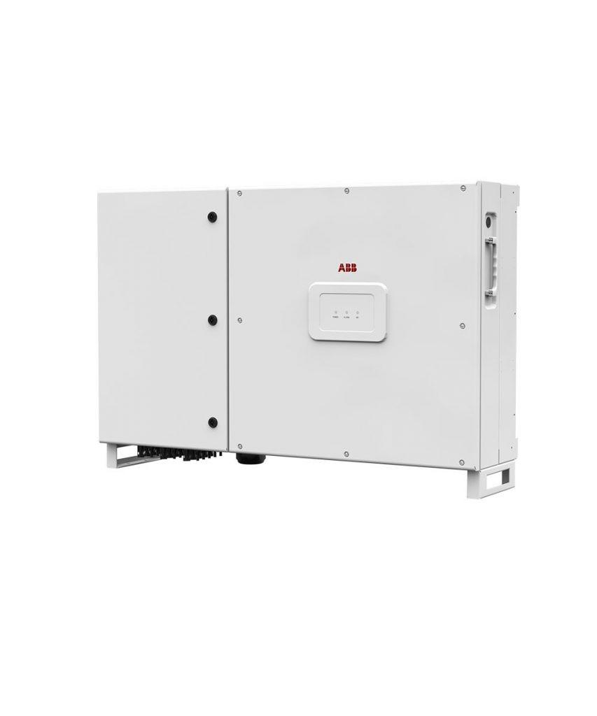 fimer abb pvs 50 kW napelem inverter