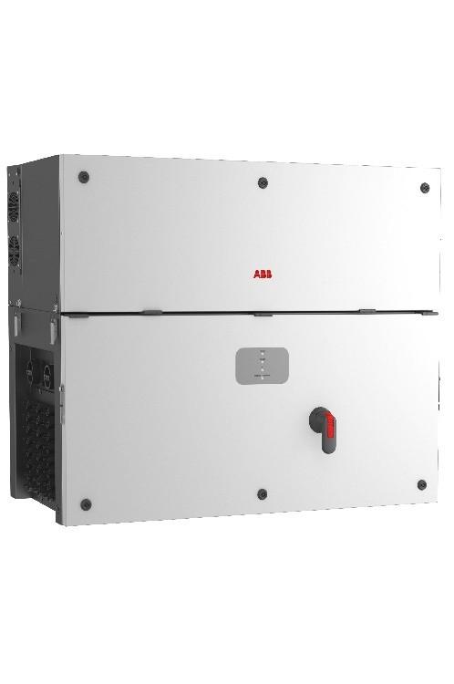 pvs 100 solar inverter fimer abb napelemes inverterek